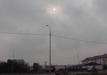 Дымом от якутских лесных пожаров затянуло Салехард