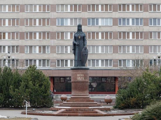 Сквер у «Рижской» гостиницы в Пскове хотят привести в порядок