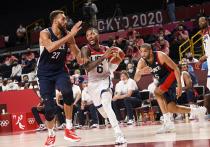 Мужская сборная США по баскетболу выиграла золотую медаль на Олимпиаде в Токио