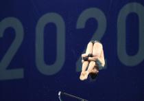 В финале соревнований по прыжкам в воду с вышки 10 метров на Олимпийских играх в Токио золотую медаль выиграл Юань Цао из Китая (582.35)