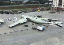 На Урале заканчивают восстановление супер-бомбардировщика советских времен М-4, которого очень боялись американцы, прозвавшие его «Бизоном»