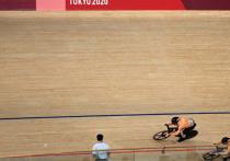 Российский спортсмен Иван Гладышев не смог с первой попытки выйти в четвертьфинал соревнований по велоспорту на треке в кейрине на Олимпиаде в Токио