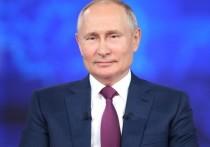 Президент Владимир Путин направил телеграмму российской команде по синхронному плаванию, которая сегодня стала чемпионом Олимпиады-2020 в Токио
