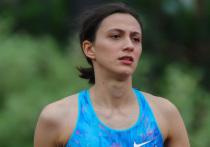 Россиянка Мария Ласицкене стала чемпионкой Олимпиады в Токио в прыжках в высоту