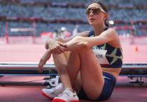 Российская легкоатлетка Мария Ласицкене стала олимпийской чемпионкой в прыжках в высоту.