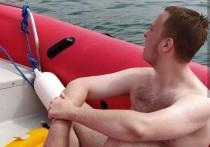 В Анапе мониторинговый дрон спас тонущего в море туриста