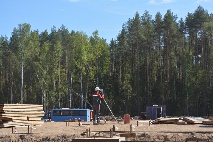 Костромской газопровод «Галич-Мантурово-Шарья» дотянулся до поселка Нея