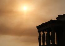 Апокалиптические пожары охватили Грецию: Афины в огненном кольце
