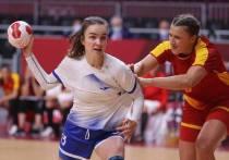 Игрок сборной России по гандболу Анна Вяхирева признана самым ценным игроком (MVP) олимпийского турнира в Токио