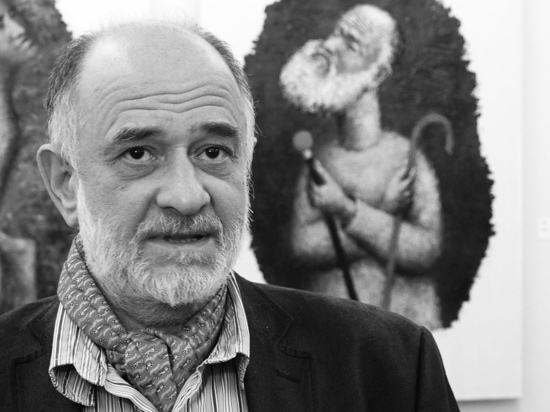 Умер поддержавший Евромайдан художник Александр Ройтбурд