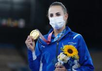 Гимнастка сборной Израиля Линой Ашрам прокомментировала победу на Олимпийских играх в Токио