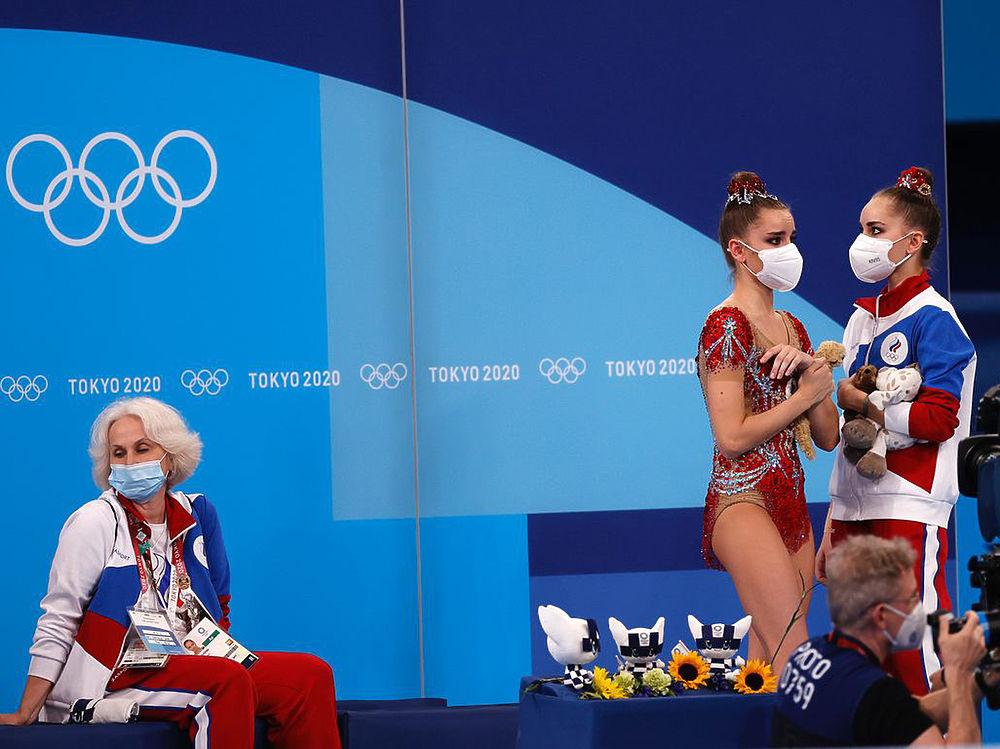 """Дина Аверина заплакала из-за """"серебра"""": фото гимнастки в жизни и спорте"""