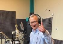 Губернатор Шапша споет о Калуге вместе с известным российским певцом