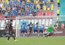 В пятом туре ФНЛ «Ротор» после четырёх подряд домашних матчей, сведенных вничью, встретился в Липецке с местным «Металлургом»