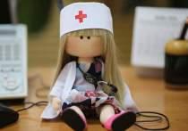 Ранее в соцсетях распространилось видео с двухлетним ребенком в больничной палате