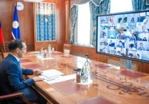 Глава Якутии: Главная задача – защитить населённые пункты, где сохраняется угроза лесных пожаров