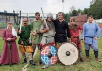 Турнир по мечевому бою прошел в Серпухове