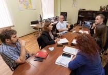 Вопросы создания в Пскове эко-пространств обсудили в администрации города