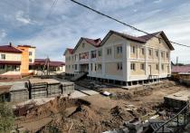 Дополнительный корпус центральной райбольницы достраивают в Красноселькупе