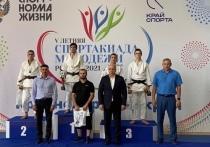 Дзюдоист из Хакасии завоевал бронзу на Спартакиаде молодежи России