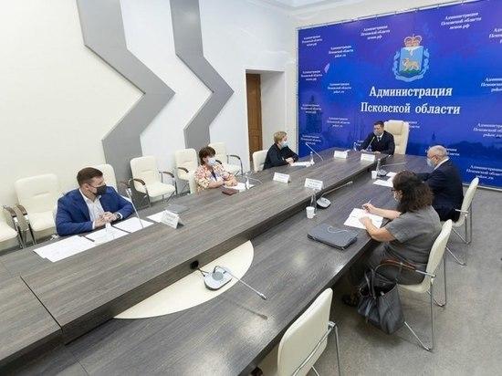 63 млн рублей направили псковским школам для проведения ремонта к 1 сентября