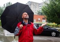 Грозы и дожди будут идти в Омске 10 августа