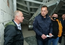 Течет крыша, промерзают стены: Воронов раскритиковал работу подрядчика в Новом Уренгое
