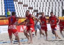 Белгородский «Технолог-Спартак» выиграл чемпионат России по пляжному гандболу