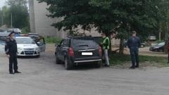 Пьяная мать с малышом на Hyundai сбила человека и забор