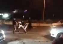 Силовики открыли огонь во время задержания агрессоров в Белове