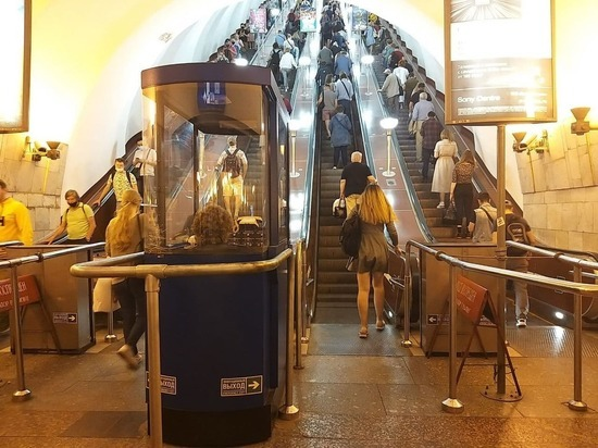 Станцию метро «Московская» закроют на капитальный ремонт
