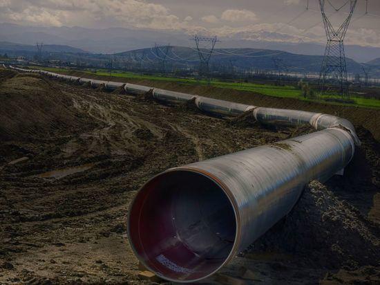 Румынию и Молдову надеются объединить газовой трубой