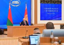 Александр Лукашенко заявил, что он «очень скоро» уйдет с поста президента Белоруссии