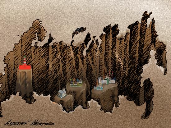Что происходит в регионах России после коронавирусного кризиса