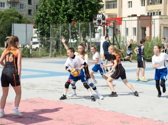 День физкультурника в Иванове отметят соревнованиями по баскетболу 3х3