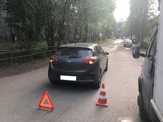 В Кирове водитель «КИА СИД» сбил 10-летнюю девочку