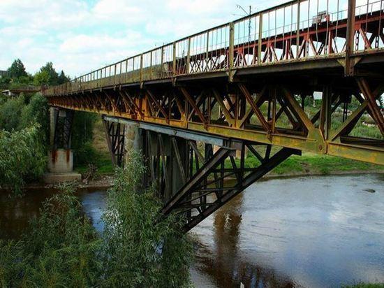 Железнодорожный мост в Омске разберут к сентябрю