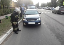 Пешеход попал под колеса автомобиля в Великих Луках