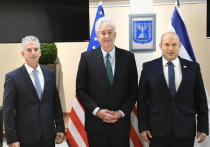 Глава ЦРУ встретился с руководством Израиля в Тель-Авиве