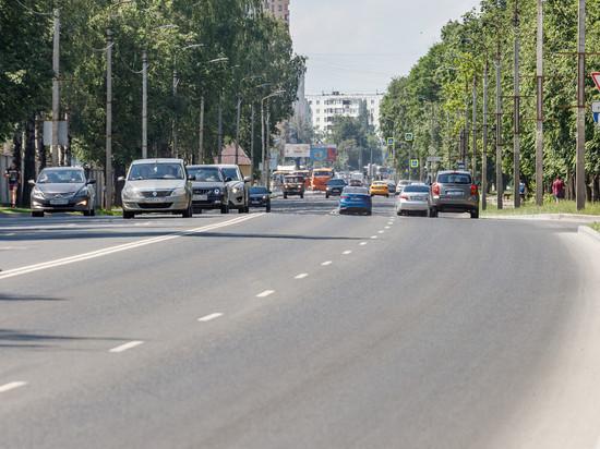 Круговое движение организуют на перекрестке улиц Кузнецкой и Карла Маркса в Пскове