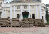 Главный собор Калуги встретит 650-летие города в стройлесах