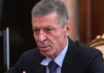 Дмитрий Козак совершил краткий визит в Молдову