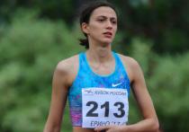 """Легкоатлетка Мария Ласицкене, завоевавшая золотую медаль на Олимпиаде в Токио, сообщила, что не может получить визу в США на этап """"Бриллиантовой лиги"""""""