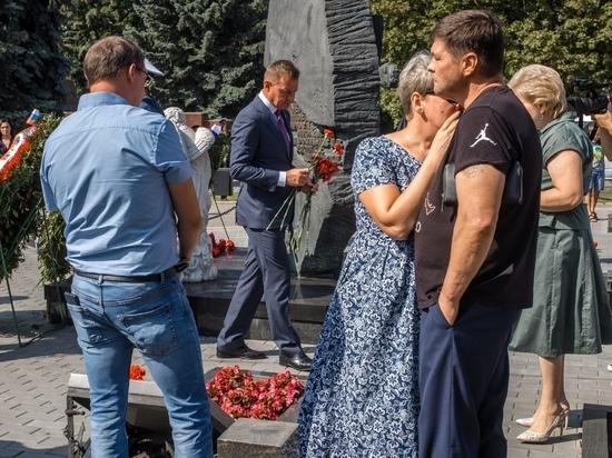 В Курске почтили память моряков подводной лодки «Курск»