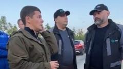 Работаете неудовлетворительно: глава ЯНАО раскритиковал ремонт дороги Пуровск — Коротчаево