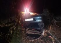 Два человека пострадали в ДТП в Великолукском районе