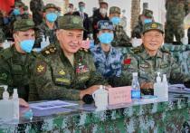 Армии России и Китая продемонстрировали высокий уровень взаимодействия