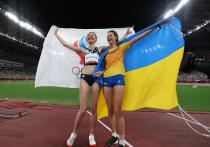 Российская прыгунья в высоту Мария Ласицкене прокомментировала скандал из-за совместной фотографии с украинкой спортсменкой Ярославой Магучих