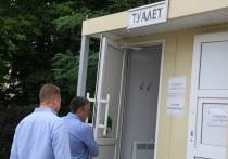 Денисов проверяет на улицах Калуги подготовку к 650-летию