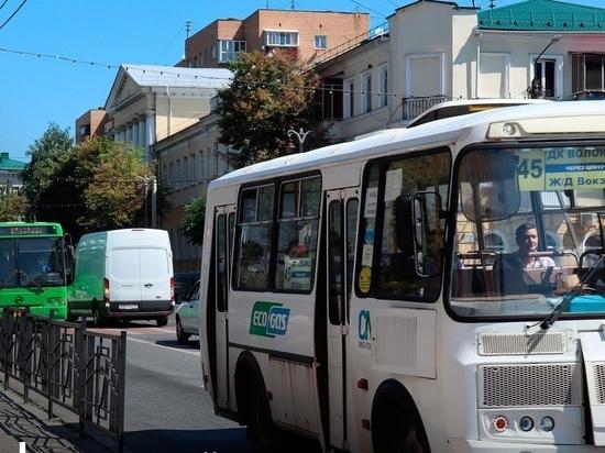 В Курске после взрыва в Воронеже проверят безопасность автобусов
